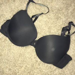 Other - Padded silver bra
